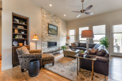 Inviting Entry in your Fort Collins Patio Home
