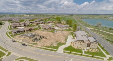 Homes look amazing on their 1/4 acre lots