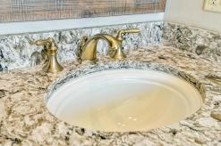 Quartz and Granite Countertops are both available