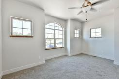 Second bedroom or office upstairs with private entry
