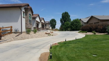 Example Driveway Orientation