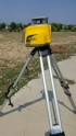 Digital Survey equipment at the Patio Homes at Sunrise Ridge